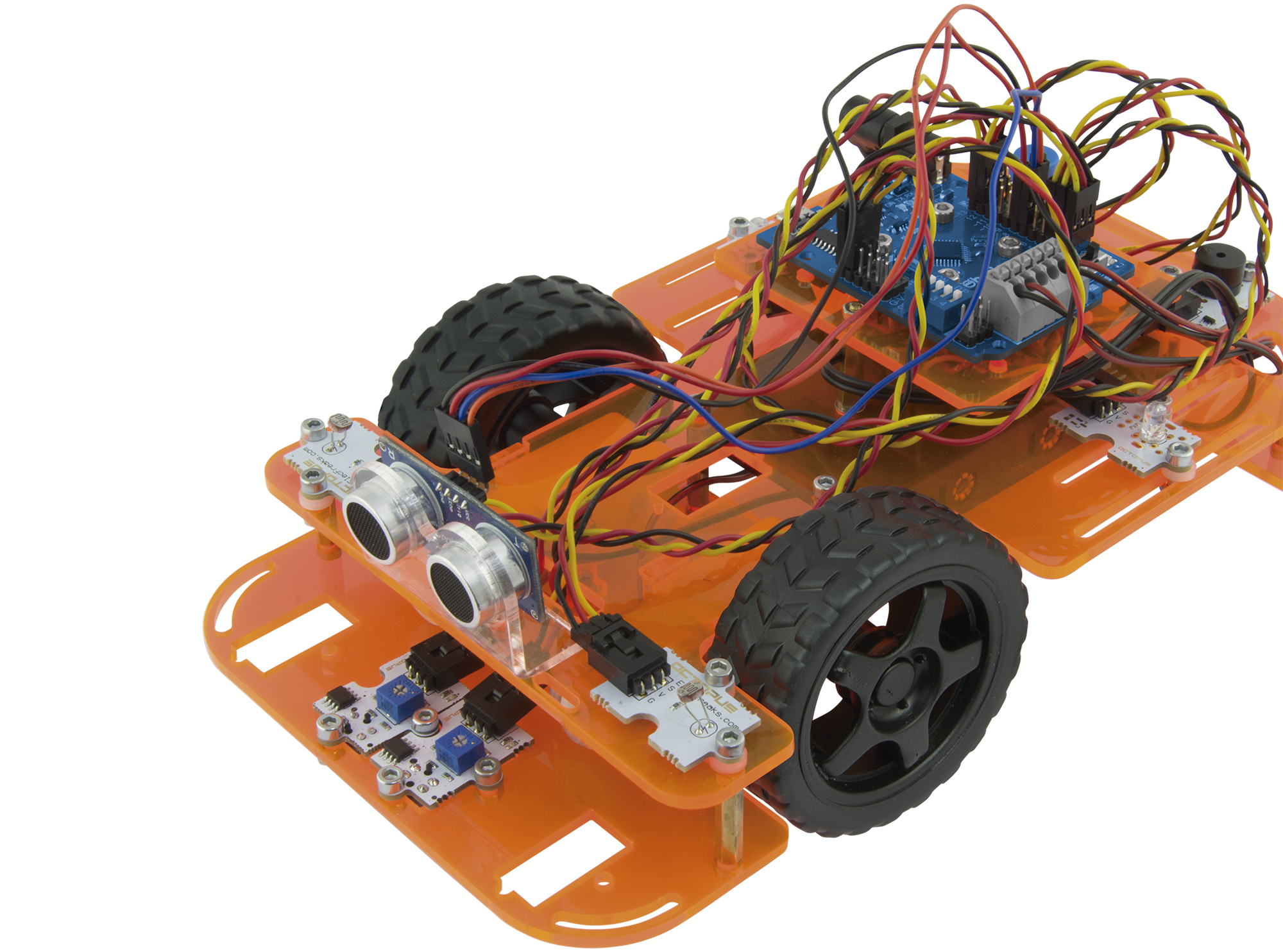 An automotive project for technology enthusiasts The Code & Drive…