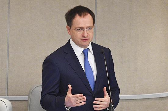 Мединский прокомментировал перенос премьеры фильма про Паддингтона