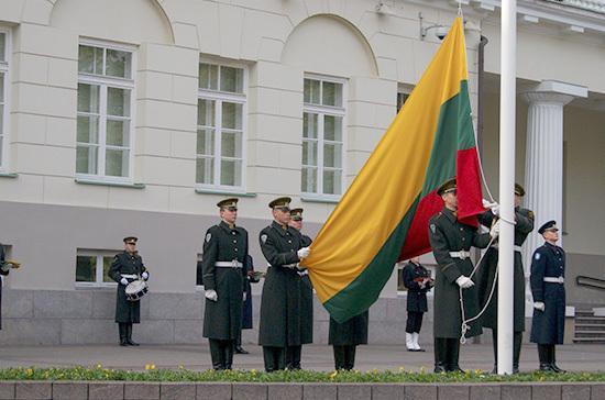 Парламент Литвы узаконил возможность обучения детей на дому