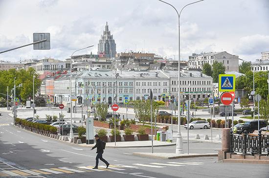 Домашний режим для москвичей старше 65 лет продлили до конца ноября