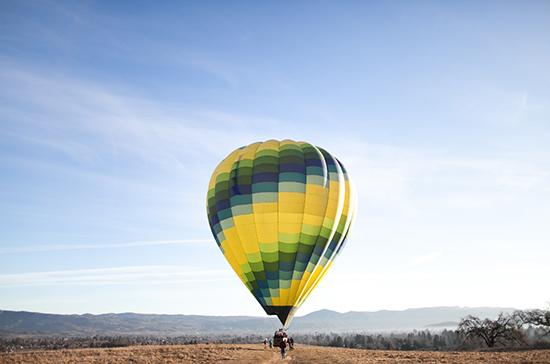 237 лет назад состоялся первый полёт человека на воздушном шаре