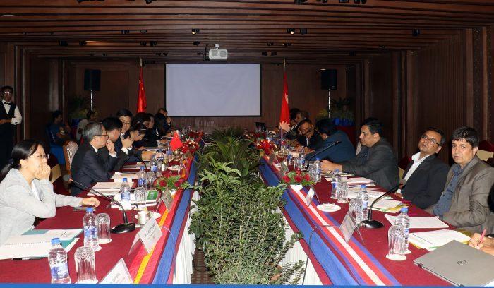 नेपाल–चीनबीच ऊर्जा संयन्त्रको बैठक शुरू