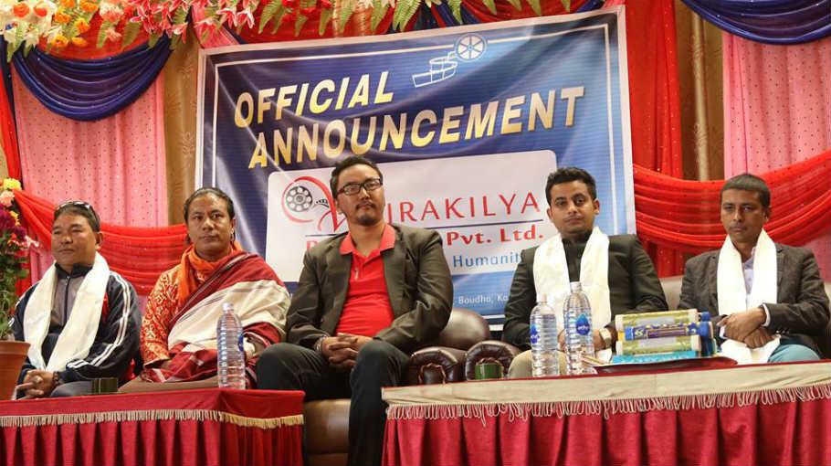 नेपाली कलासँस्कृतीलाई विश्वसामु चिनाउने उद्देश्यसहित बज्रकिल्या फिल्म प्रोडक्सनको उद्घाटन