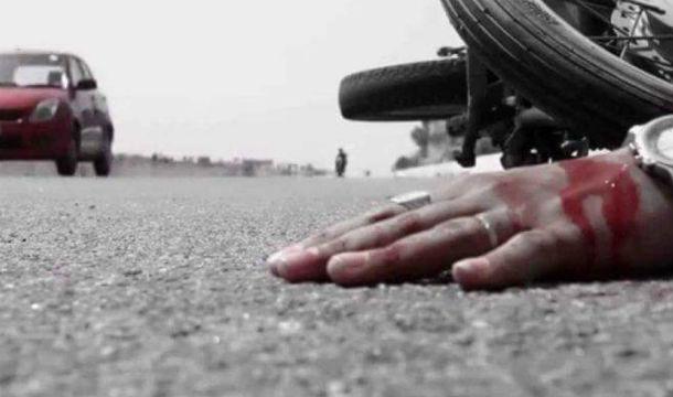 काठमाडौँ मैंजुबहालमा मोटरसाइकल दुर्घटनामा परी चालकको मृत्यु