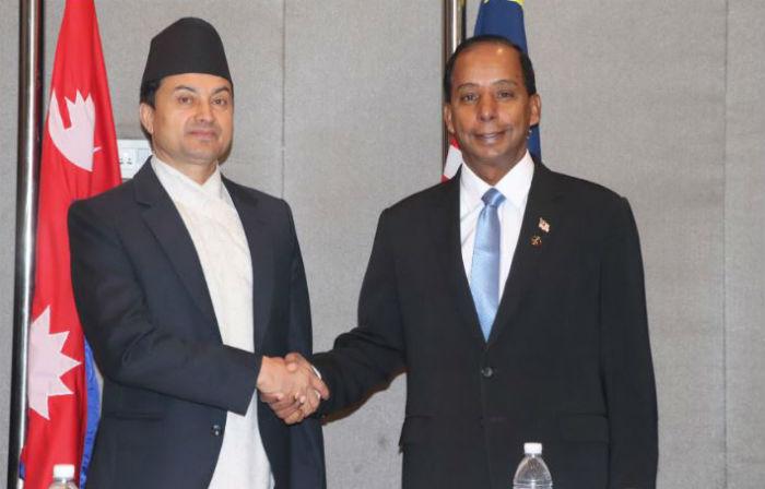 नेपाल र मलेसियाबीच श्रम समझदारी