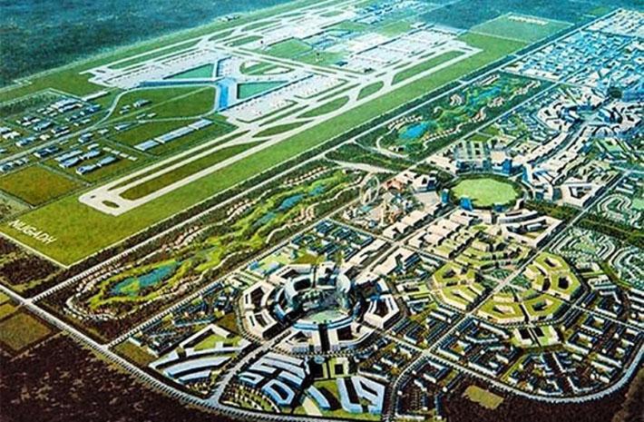 निजगढ विमानस्थल निर्माण प्रस्तावः यी हुन् इच्छुक कम्पनी
