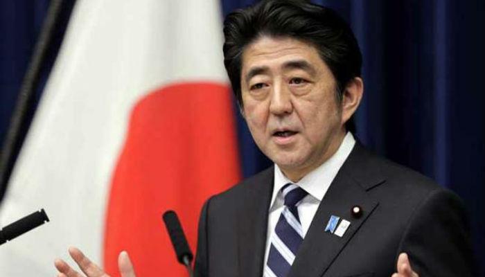 जापानका प्रधानमन्त्रीले चीनको भ्रमण गर्ने