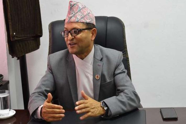 चालक र सहयाेगीमा आफ्नै नाम राखेर चार स्वकीय कर्मचारीकाे तलब बुझ्दै राष्ट्रिय सभा अध्यक्ष