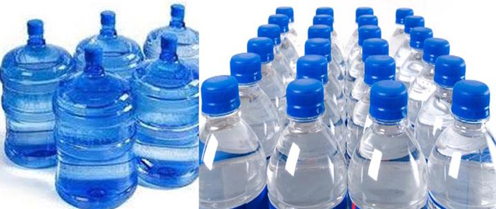 बाँकेका दुई पानी उद्योगको उत्पादन बन्द