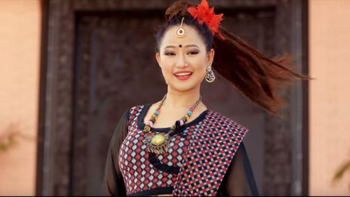 गायिका मेलिना राईको 'वैशैं बेइमानी' बोलको गीत सार्वजनिक (भिडियोसहित)