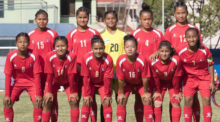 नेपाल थाइल्याण्डसँग पराजित