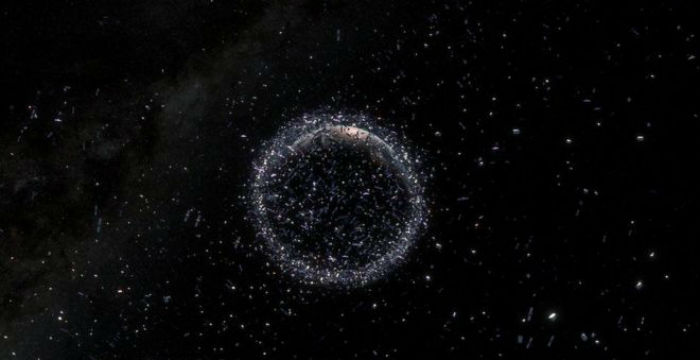 अन्तरिक्षको फोहोरको डङ्गुर बनिसक्यो ९५ प्रतिशत मानवनिर्मित उपग्रह