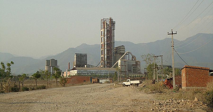 दाङमा अर्को सिमेन्ट उद्योग
