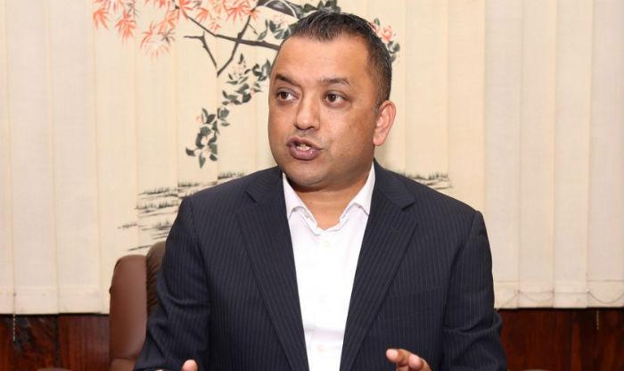 डा केसीसँगको सम्झौताअनुसार विधेयक पारित गर्न नेता थापाको माग