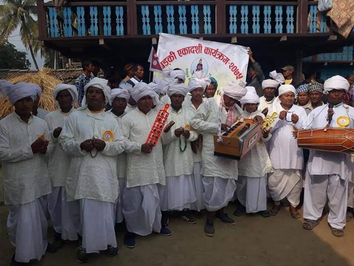 दनुवार जातिको परिचय र जातीय इतिहास पृष्ठभूमि