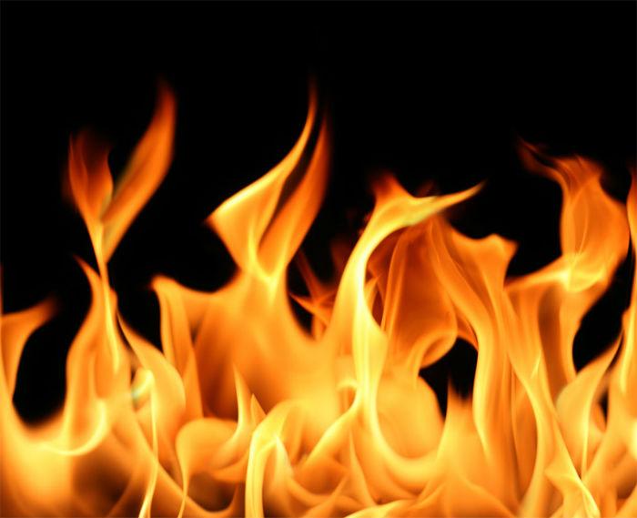 आगोबाट जलेर महिलाको मृत्यु