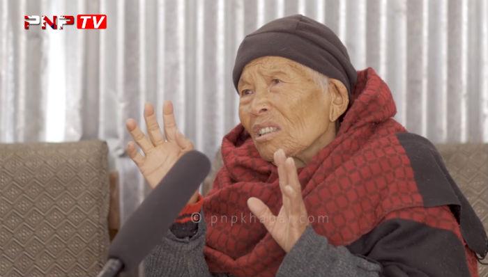 ५ बर्षमा बिहे, ७ जना सौता, पतिलाई लाहुरेले काटे, ७४ वर्षीया आमाको दुनियाँ रुवाउने कथा