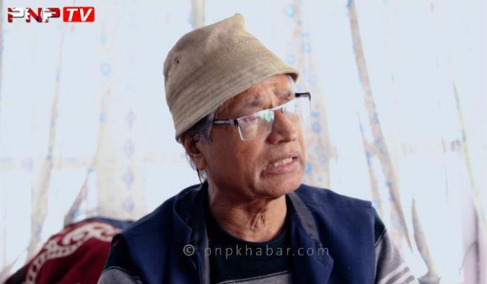 विप्लबलाई हिँसा माओवादीले नै सिकायो : आनन्द राम पौडेल (भिडियो)
