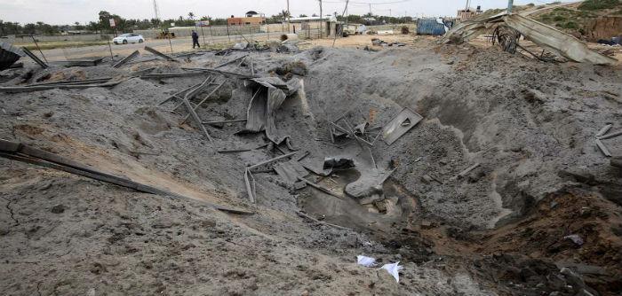 इजरायलद्वारा हमास लक्षित आक्रमण