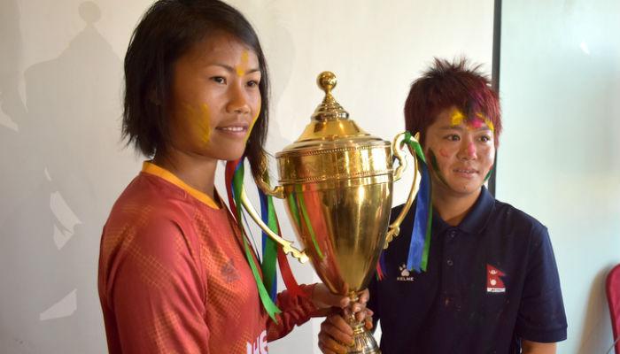 साफ फुटबलका विजयीलाई पुरस्कार दिने प्रदेश सरकारको घोषणा