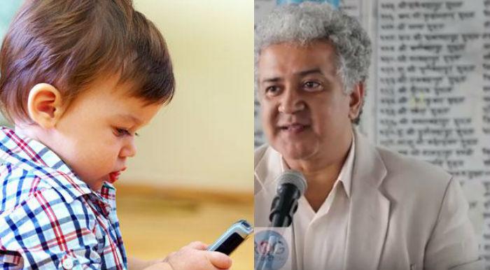 आफ्नो बालबालिकाको स्वास्थ्य जिवनको सबै भन्दा महत्वपुर्ण पाटो हो भन्ने सोच्नुहुन्छ भने अहिलैबाट मोबाईल दिन बन्द गरिहाल्नुहोस : डा. शुसिल कंडेल