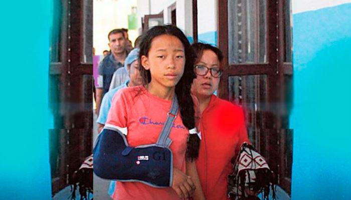 पाँचथरको आरुबोटे हत्याकाण्डमा भागेर ज्यान जोगाएकी १२ वर्षीया सीता खजुमको सहयोगका लागि कोष खडा