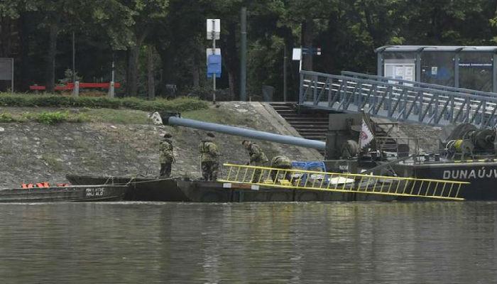 बुडापेस्टमा पर्यटक डुङ्गा दुर्घटना, सात जनाको मृत्यु