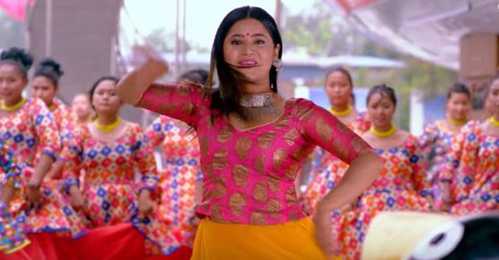 केकी अधिकारी अभिनित लोकदोहोरी गीत 'फल मिठो' भिडियो सार्बजनिक