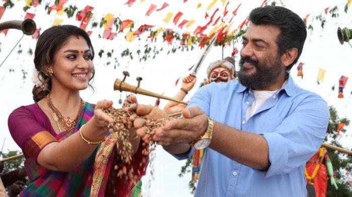 सुपरस्टार अजित कुमारको फिल्म 'विश्वासम'ले तोड्यो 'बाहुबली २' को रेकर्ड