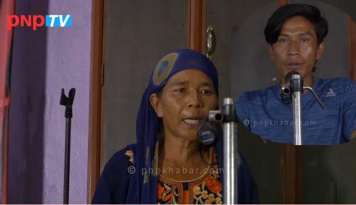 छोरालाई मार्ने चलखेल भयो भन्दै आर्यन तामाङकी आमा मिडियामा (भिडियो)