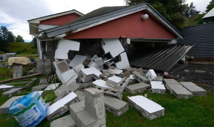 न्यूजील्यान्डमा ६.६ म्याग्नीच्यूडको भूकम्प