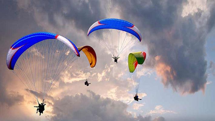 ५० हजार पर्यटक भित्र्याउने गरी प्याराग्लाइडिङ उडान शुरु
