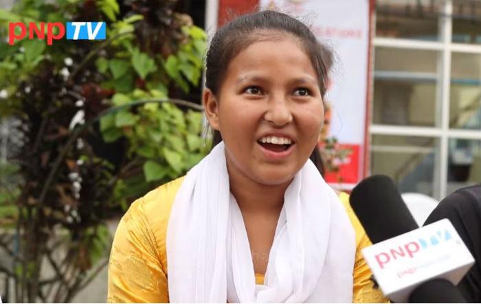 १३ वर्षमै बच्चा पाउने हाम्रो समाजमा पढ्न पाउँछु भन्ने सोचेकी समेत्  थिइन् : रुपा राई (भिडियो)