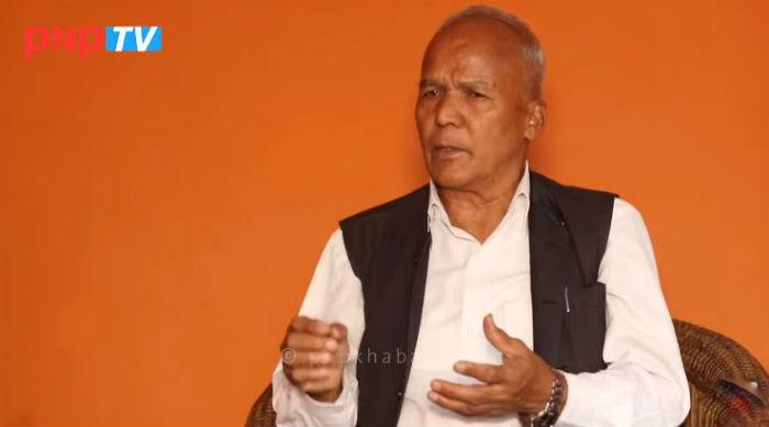 तत्काल शैनिक शासन लागु नभए नेपाल रहँदैन : डा. केबी रोकाया