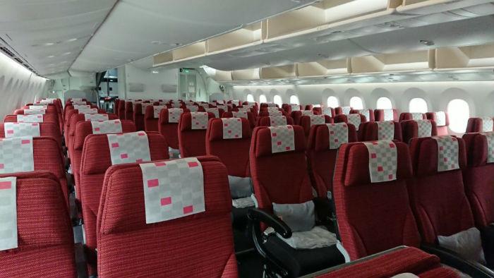 जापान एयरलाइन्सको नाफा ३२ प्रतिशत घट्यो