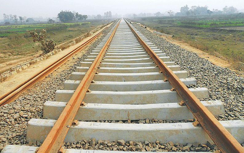 पूर्व–पश्चिम विद्युतीयसहित सम्भावित रेल मार्गको पहिचान