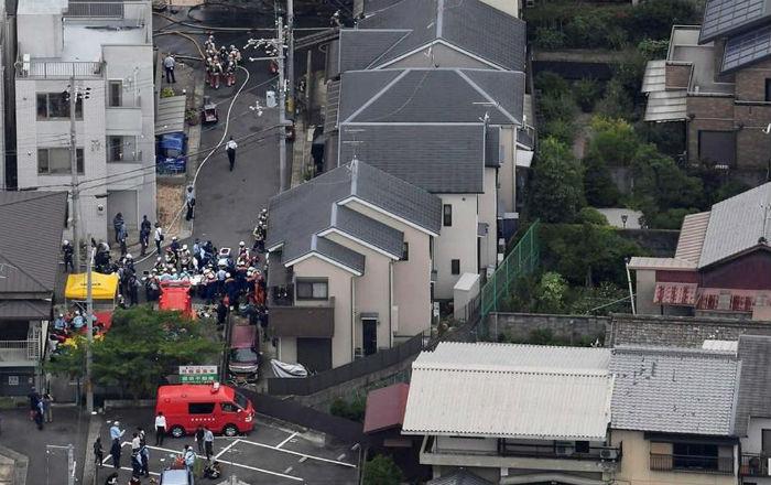 जापानको एक एनिमेशन स्टुडियोमा सांघेतिक हमला, २४ जनाको मृत्यु