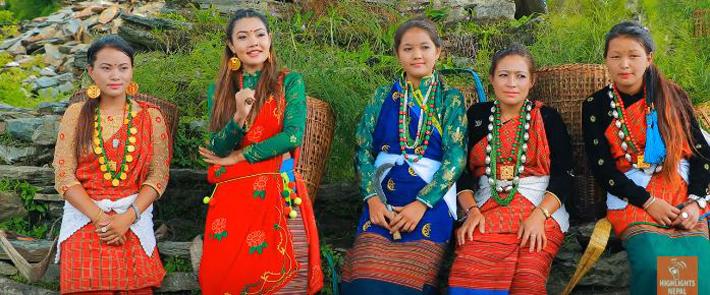 'म्हेन्दोमाया' गायक जयवीरको 'आजभोली गाउँघरमा' सार्बजनिक