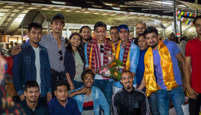 'मिष्टर वल्र्ड २०१९'का नेपाल प्रतिनिधि अक्षय रायमाझी रायमाझी स्वदेश फर्किए