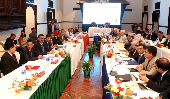 नेपाल–भारत मन्त्रीस्तरीय संयन्त्र बैठक : टुंगिएनन् अल्झिएका मुद्दा