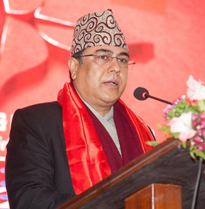 निक्षेप कर्ताको भावना सम्बोधन गर्न खोजेका हौँ : गभर्नर नेपाल