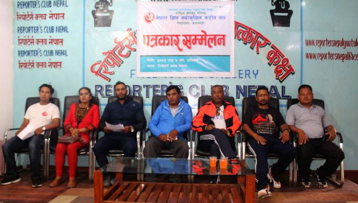 विधानविपरित काम गरेको भन्दै नेपाल शिन क्योकुशिन कराँते संघद्वारा सचिव अजय महर्जन पदमुक्त