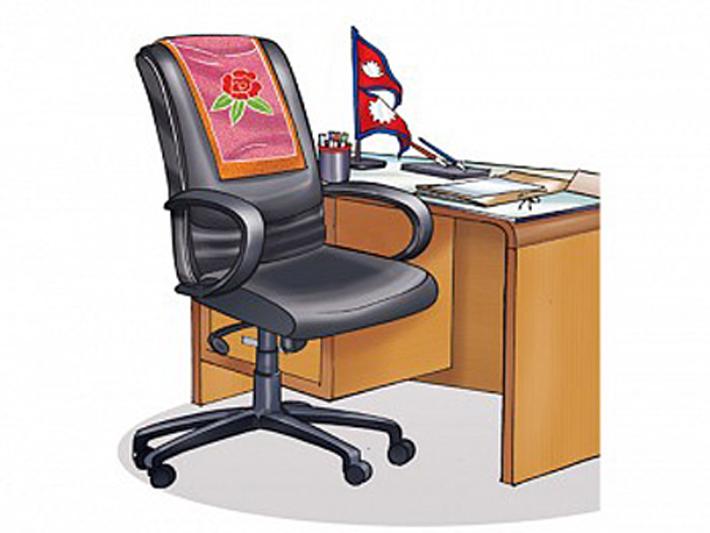 कार्यालयमै नगई तलब र भत्ता बुझ्छन् स्थानीय कर्मचारी