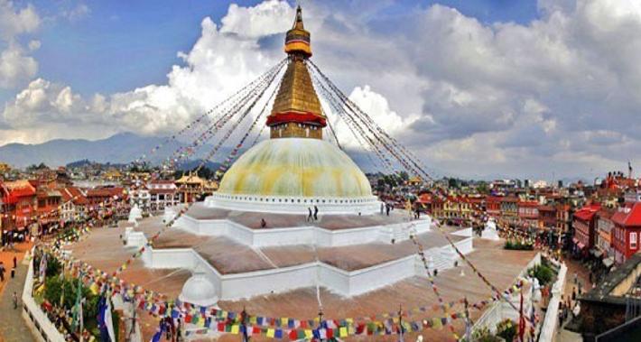 डुबानमा बौद्ध स्तुप