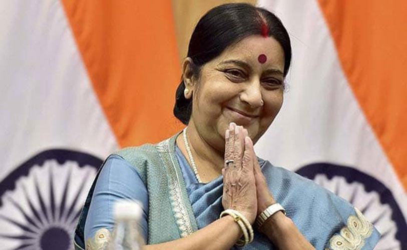 भारतकी पूर्व विदेशमन्त्री सुश्मा स्वराजको निधन