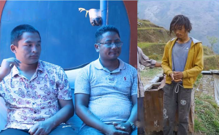जसको एक पहलले नाङ्गै हिड्ने आशारामको बद्लियो जीवन