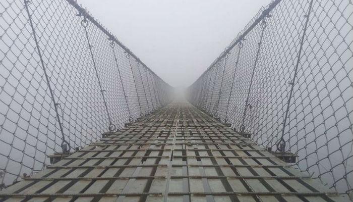 वडाध्यक्षद्वारा झोलुङ्गे पुल बिक्री