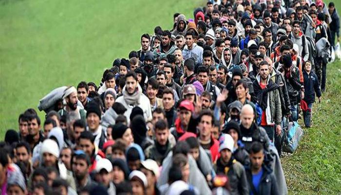 अमेरिकाद्वारा शरणार्थीहरूको सङ्ख्या नाटकीय रूपमा कटौतीको घोषणा