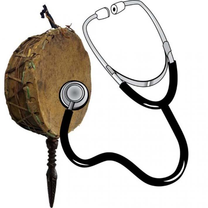 उपचारका लागि चिकित्सक खोज्दै धामीझाँक्री