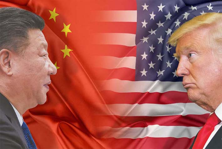 अमेरिका–चीन द्वन्द्वमा नेपाल